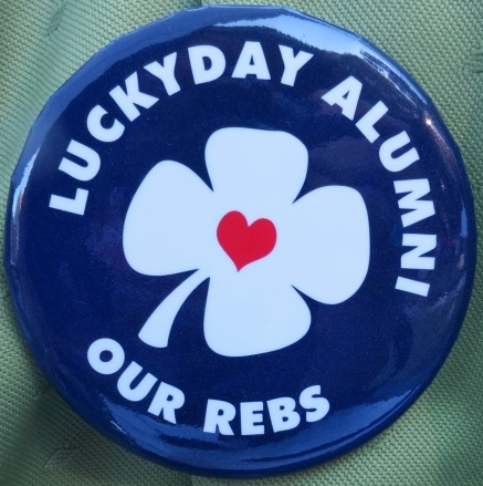 Alumni Button